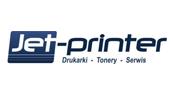 Jet-printer logo
