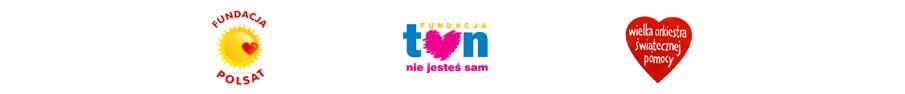 Fundacja Polsat Fundacja TVN WOŚP
