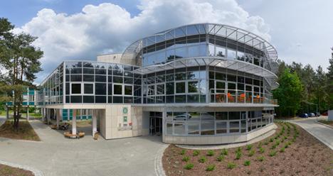 Budynek Kliniki Budzik